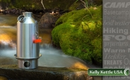 Kelly Kettle Camping Equipment