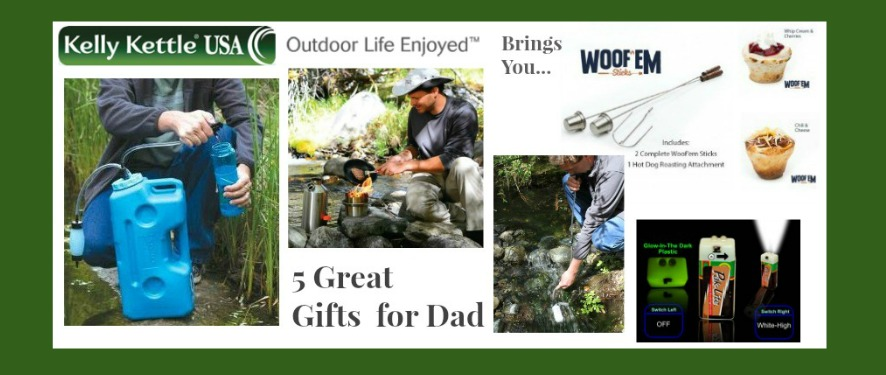 Father's Day Gift Ideas From Kelly Kettle