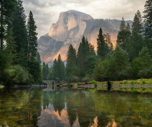 Half Dome Yosemite Valley-Yosemite National Park