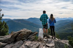 Camping with dogs at National Parks