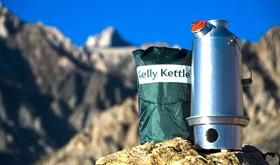 The Ultimate Outdoor Kelly Kettle Kit