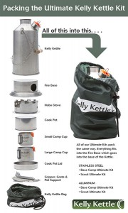 Best camping stove and scouting equipment